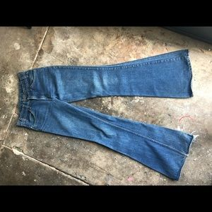 Vintage Levi's bell-bottoms,orange tab(vntg 31x36)